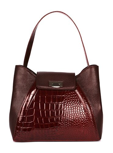 Женская сумка, 50218, бордовая - фото pic_e4075e4966cc87a1a9dfb3a2c21303eb_1920x9000_1.jpg