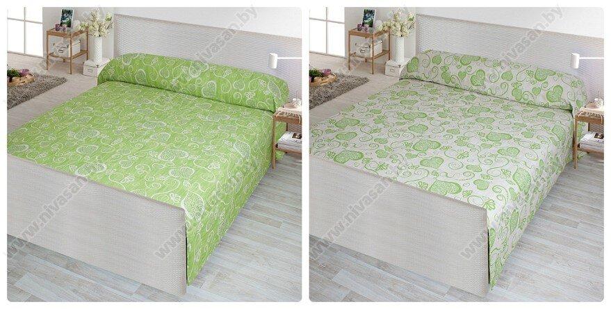 Покрывало, Амур, зелёное (210*240 см) - фото pic_1a37c301bb803876af529984508d4187_1920x9000_1.jpg