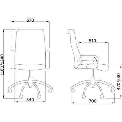 Кресло компьютерное, Толедо, черное - фото pic_394f0353f8bde713fd1c7722847c4e68_1920x9000_1.jpg