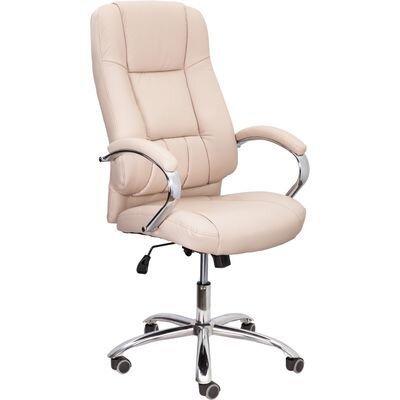 Кресло компьютерное, Кинг А, бежевое - фото pic_c5613e22f884d431ec634612d46cb43c_1920x9000_1.jpg