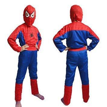 Детский костюм «Человек–паук» - фото pic_94702d4b4507c59_700x3000_1.jpg