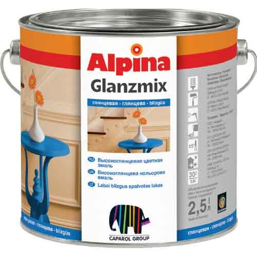 Alpina-glanzmix