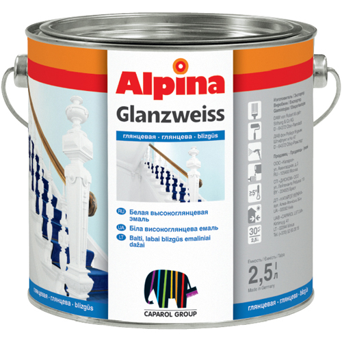 Glanzweiss