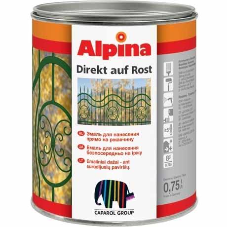 Alpina-direkt-auf-rost