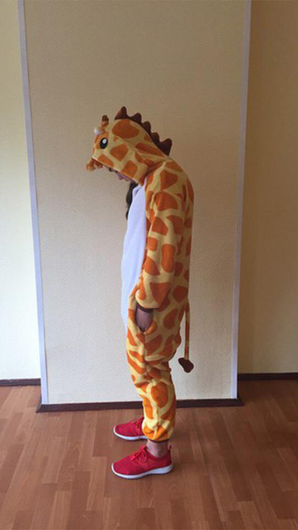 Жираф взрослый - фото -72vb4bjjDE.jpg