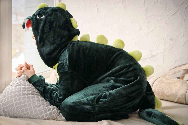 Динозавр детский - фото IMG_6667.jpg