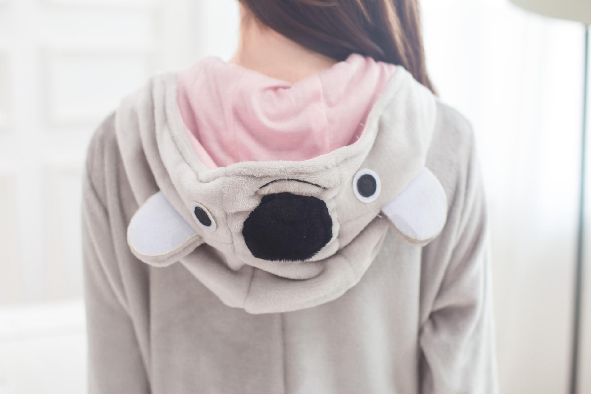 пижама коала