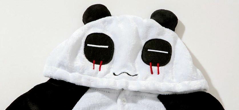 Панда взрослый - фото kigurumi307-29140658968104_small11_8a2362ce0288d0e2de33abec8cc232c0.jpg