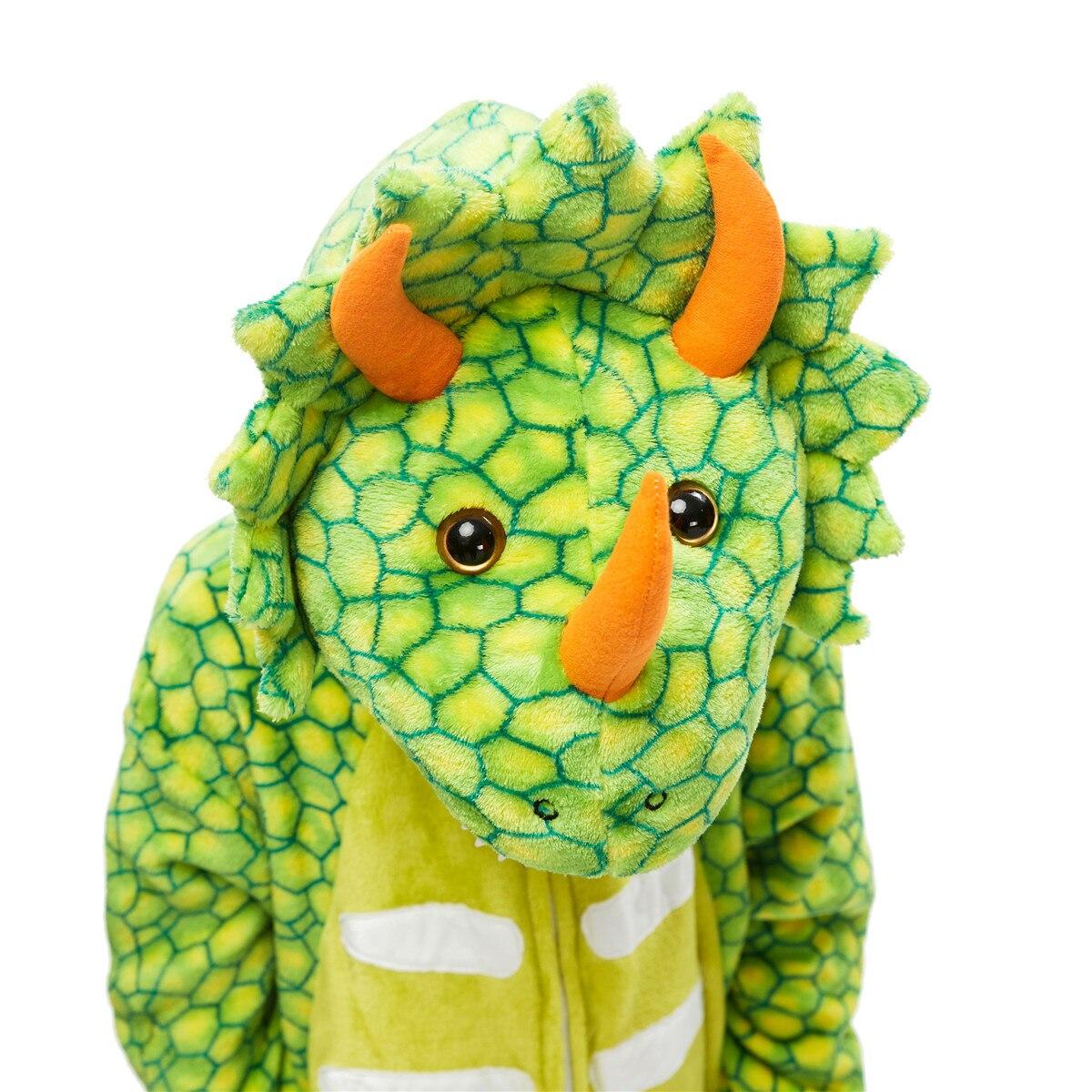 Трицератопс зеленый детский - фото H340bec6cac1b45b2ac366379bdbb0a64F.jpg