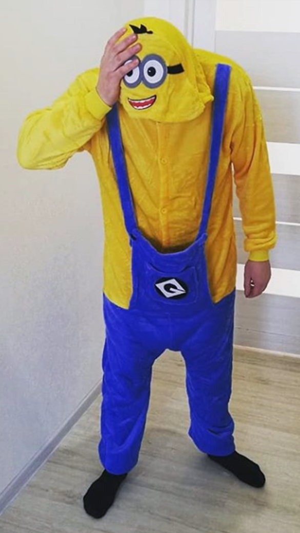 Пижама кигуруми Миньон взрослый - фото Screenshot_2019-03-21-15-50-43-782_com.instagram.android.png