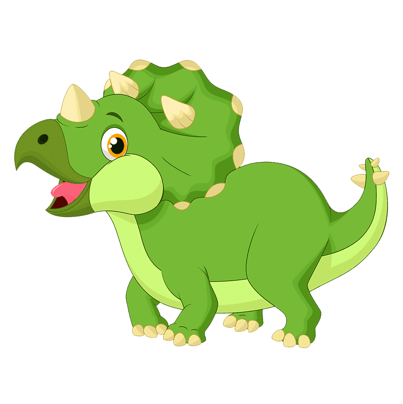 Трицератопс зеленый детский - фото green-dinosaur-illustration-png-clip-art_07c0429fb146b4350797438c91116e68.png
