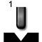 Сварочные электроды нерж. ESAB OK 61.30 Ø 2.5 мм - фото Положение 1