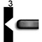 Сварочные электроды нерж. ESAB OK 61.30 Ø 2.5 мм - фото Положение 3