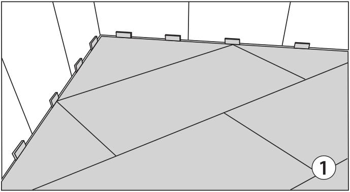 Древесноволокнистая плита подложка underfloor, толщина 3 мм. Steico (Стейко) - фото 1
