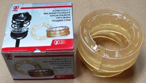 Проставки в пружины силиконовые универсальные ( комплект 2 шт ) - фото 1