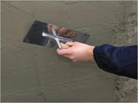 Выравнивание поверхности стен