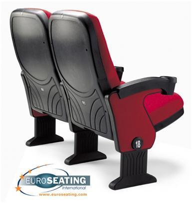 Кресло для кинотеатра «ROMA PV», - фото 7