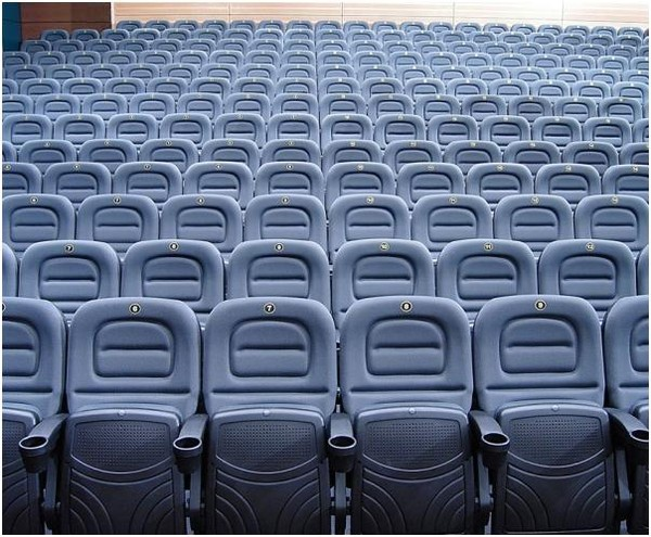Кресло для кинотеатра «ROMA PV», - фото 9