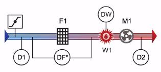 Вентиляционная приточная установка Capsule-300 W - фото 67e73b3d992562666bff0985a900618e.jpg
