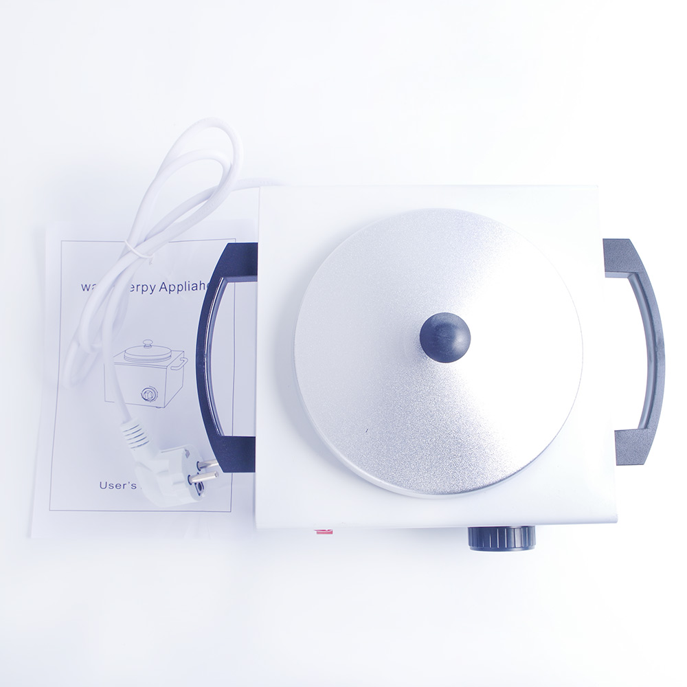 Воскоплав Single Wax Warmer 100Ватт для домашней депиляции - фото IMGP2491