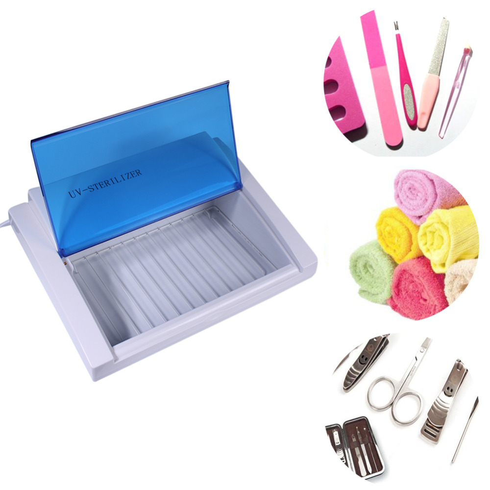 Уф стерилизатор Sterilizer 8Ватт для маникюрных инструментов - фото IC0012700 (1)