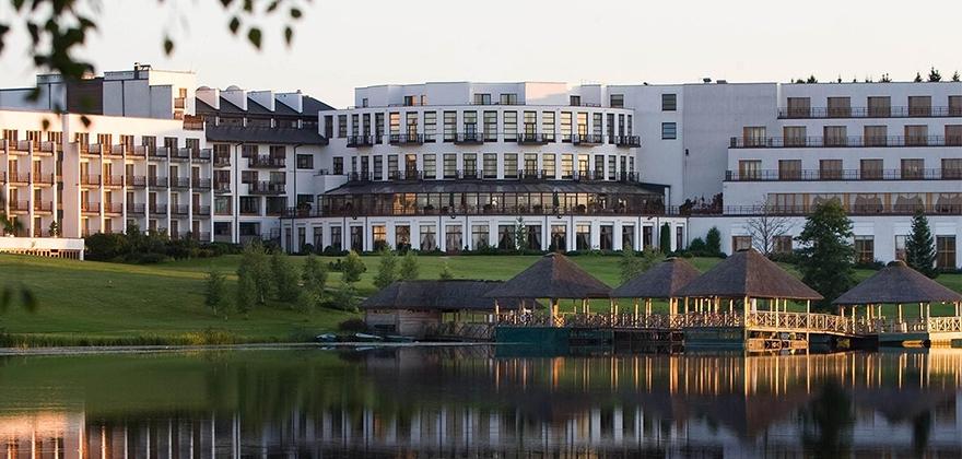 Выходные в Вильнюсе в отеле Vilnius Grand Resort 5*