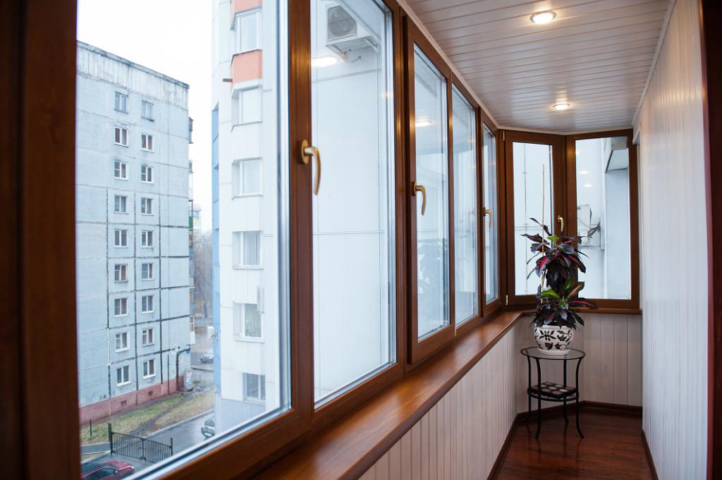 Часто задаваемые вопросы - фото Внутренняя обшивка балкона