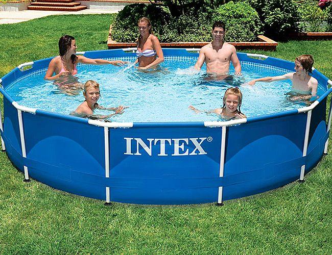 Intex Metal Frame 366x76cm 28210 - фото 1
