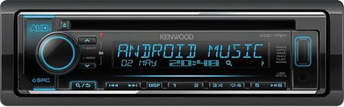 Автомагнитола Kenwood KDC-172Y - фото 1