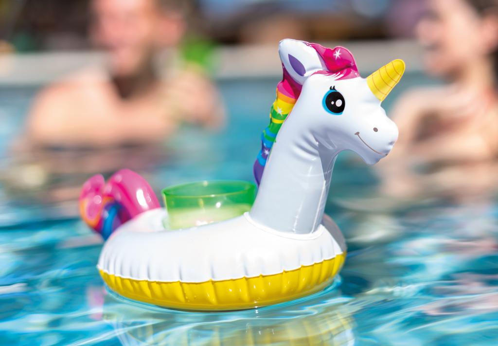 Надувная игрушка Intex Единорог 57506 - фото 1