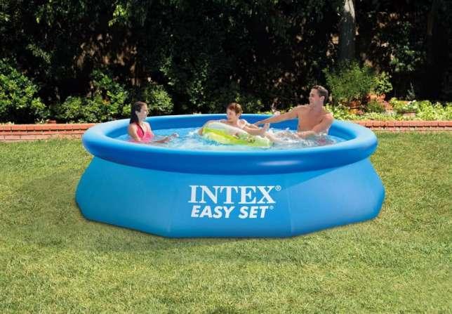 Детский бассейн Intex Easy Set 305x76cm 28120 - фото 1