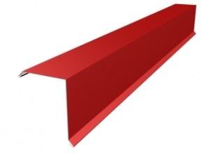 металлочерепица планка ветровая