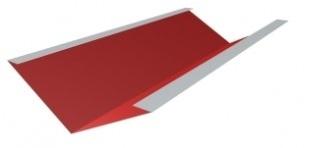 металлочерепица планка ендовая