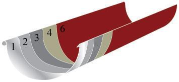 Универсальная система водостока. Желоба и водосточные трубы - фото on%20vodostoka.JPG