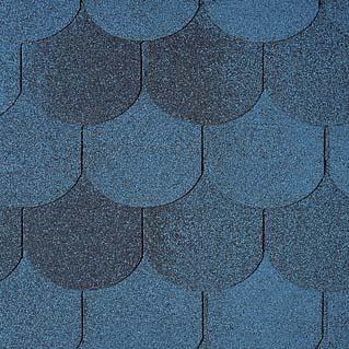 Tegola (Тегола) Антик цвет: Синий