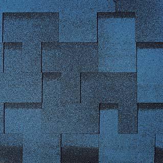 Tegola (Тегола) Альпин цвет: Синий с отливом