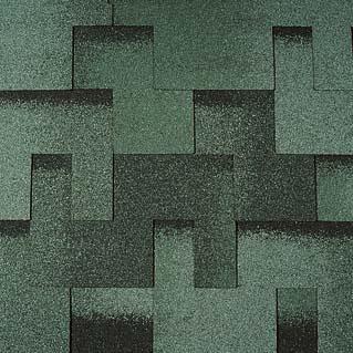 Tegola (Тегола) Альпин цвет: Зеленый с отливом