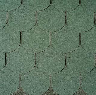 Tegola (Тегола) Антик цвет: Зеленый